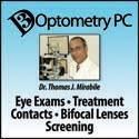 3D Optometry PC, Dr. Thomas Mirabile: Eye Exams • Treatments • Bifocal Lenses • Screening.